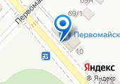 КУБИК Games на карте