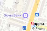 Схема проезда до компании ЦифроСити в Воронеже