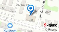 Компания Инь-Янь на карте