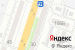 Схема проезда до компании Экономика окон в Воронеже