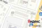 Схема проезда до компании Стиль в Воронеже