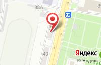 Схема проезда до компании Кант-М в Воронеже