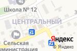Схема проезда до компании Надежда в Георгиевском