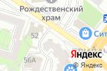 Схема проезда до компании ИН-ФОЛИО в Воронеже