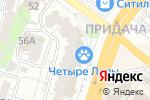 Схема проезда до компании Инь-янь в Воронеже