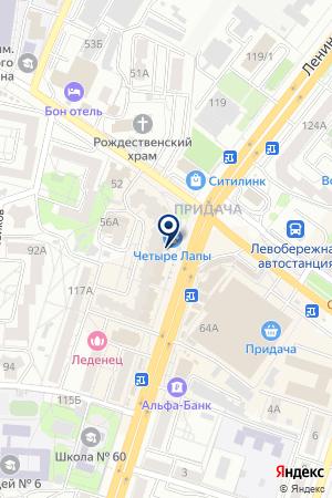 Мастерская по ремонту часов и ювелирных изделий на карте Воронежа