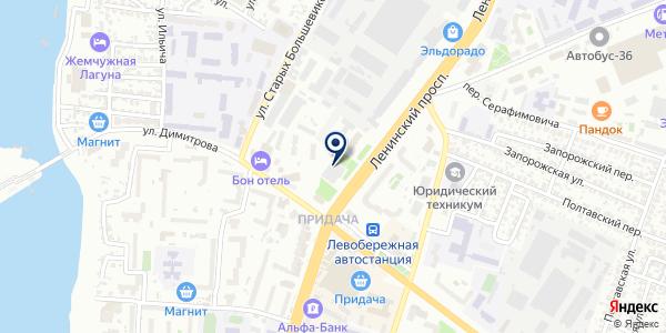 Мастер на карте Воронеже