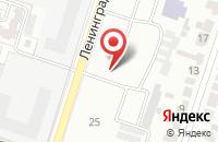 Схема проезда до компании КОМПЛЕКС АВТО в Подольске
