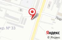 Схема проезда до компании МясновЪ в Подольске