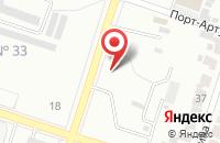 Схема проезда до компании Пятёрочка в Терволово