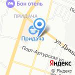 Технология дорожного строительства на карте Воронежа