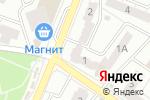 Схема проезда до компании Центрально-Черноземный банк Сбербанка России в Воронеже