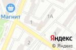 Схема проезда до компании Магазин колбасных изделий в Воронеже