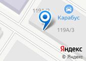 Динамик на карте