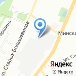 СпецКар Черноземье на карте Воронежа