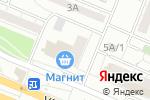 Схема проезда до компании Окулист в Воронеже
