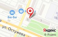 Схема проезда до компании Риа «Фолиант» в Воронеже