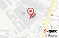 Схема проезда до компании Марика в Воронеже