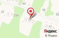 Схема проезда до компании Государев дом в Лопатино