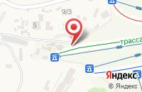 Схема проезда до компании Чертовицы в Чертовицах