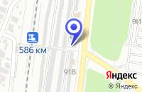 Схема проезда до компании ДОМ ТВОЕЙ МЕЧТЫ ТМ в Воронеже