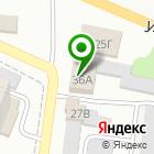 Местоположение компании Рубин-1 Остужева