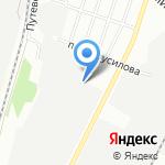 Авто-ЭМ-Воронеж на карте Воронежа