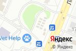 Схема проезда до компании Киоск по продаже круп в Воронеже