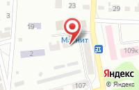 Схема проезда до компании Ника в Воронеже