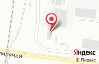 Схема проезда до компании Рубин-3 М в Воронеже