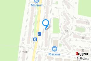 Сдается однокомнатная квартира в Воронеже Минская ул., 63А