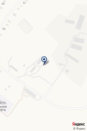 ДЕТСКИЙ САД ГНЕЗДЫШКО на карте Егорьевска