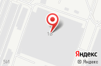 Схема проезда до компании Коир в Воронеже