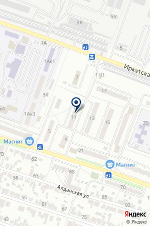 LASTDIPLOM на карте Воронежа