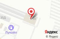 Схема проезда до компании Григ в Воронеже