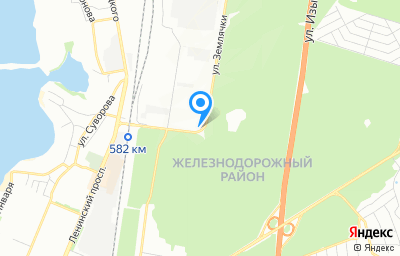 Местоположение на карте пункта техосмотра по адресу г Воронеж, тер ПАГК Рубин-7, ул Землячки, д 540 к 584, кв 585