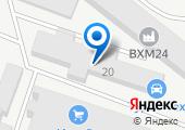 Авто-М-Воронеж на карте
