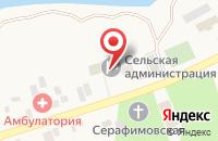 Схема проезда до компании Почтовое отделение связи Первореченское в Первореченском