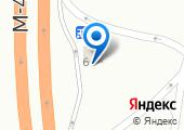 АЗС Калина Ойл на карте