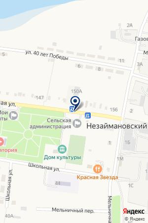 СЕМЕНОВОДЧЕСКАЯ АГРОФИРМА ИСКРА на карте Тимашевска