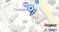 Компания Либертас на карте
