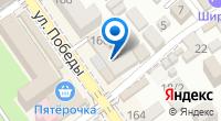 Компания XXI Век-Технология на карте