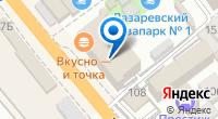 Компания Лазаревский дельфинарий на карте