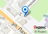 Отдел вневедомственной охраны УВД по Лазаревскому району на карте