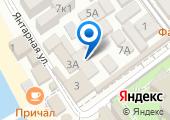 Лазаревское поисково-спасательное подразделение МЧС России на карте