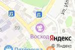 Схема проезда до компании МегаФон в Сочи