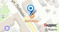 Компания АвтоЛомбард-Лазаревский на карте