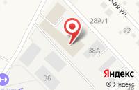 Схема проезда до компании ГТС в Отрадном
