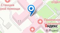 Компания Авиценна на карте