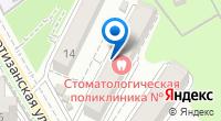 Компания Стоматологическая поликлиника №4 на карте